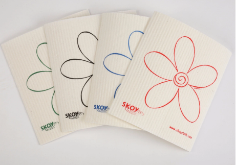 SKOY Eco-friendly & Reusable Cleaning Cloth