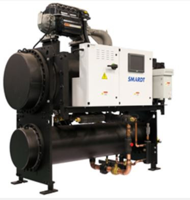 Smardt's water cooled chiller range