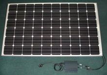 Smart High Volts Solar PV System
