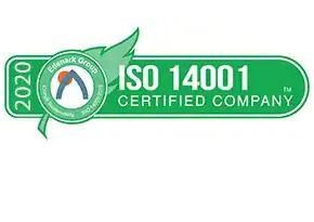 SME Edenark ISO 14001 sustainability certification