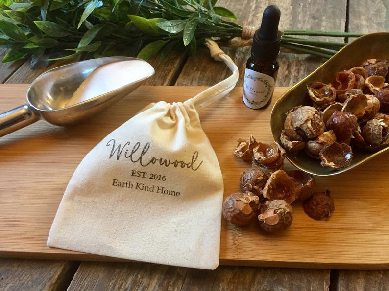 Soap Nuts-Complete Kit Set Starter Box