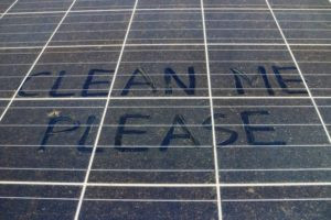 Solar Panel Wash Product