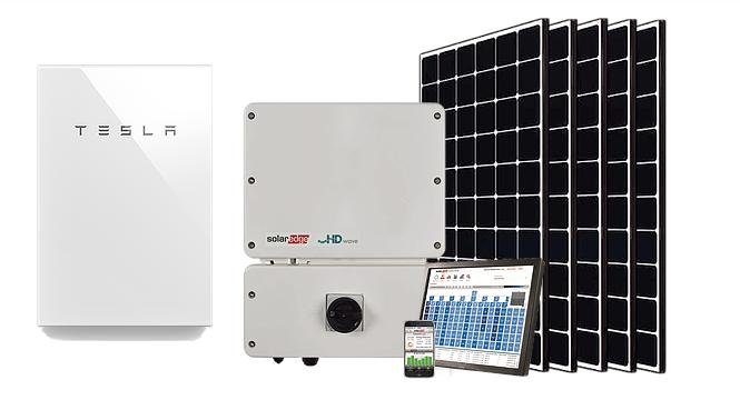 Solar Power & Storage