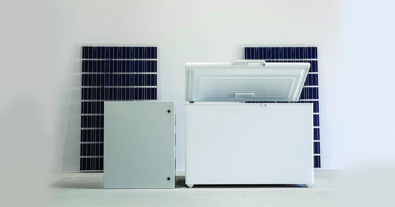 Solar powered Refrigeration