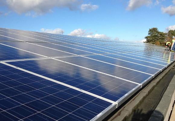 Solar PV Panelsfor Business