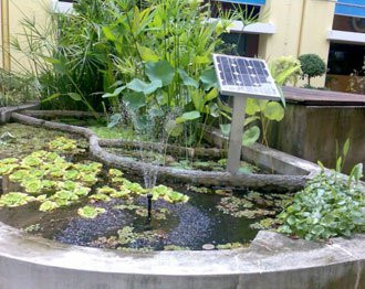 Solar Water Pumps