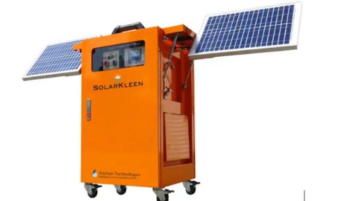 SolarKleen Solar Panel