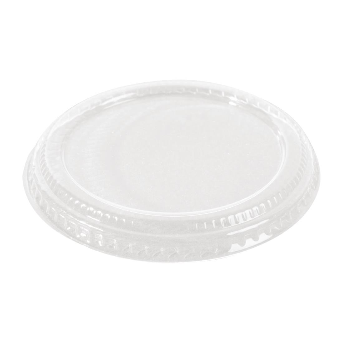 Solia PLA Lid for Round Container 180ml (Pack of 50)