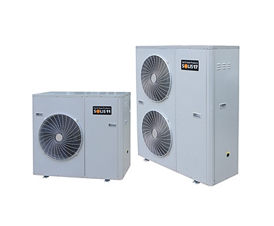 SOLIS Air Source Heat Pumps - 11kW & 17kW