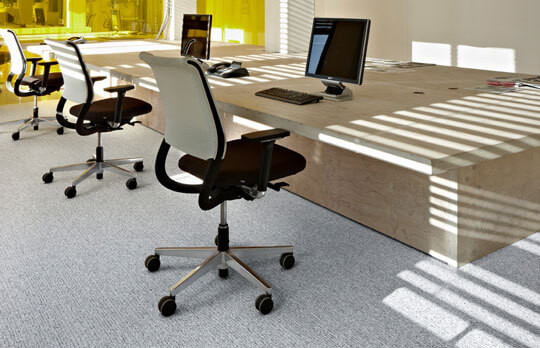 SoundMaster Modular Carpet Piece & Space Dyed