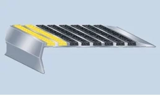 Special Application Safety Stair Tread Nosings