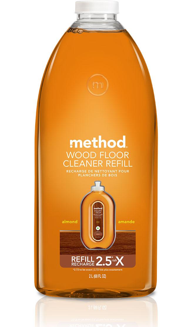 Squirt + Mop Wood Floor Cleaner Refill