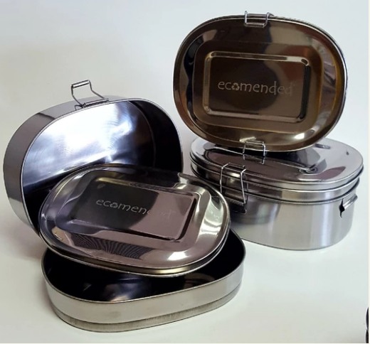 Stainless Steel Lunchbox - Small