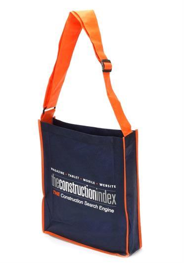 Standard Messenger Bag without flap