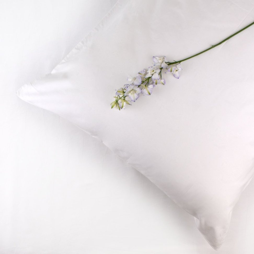 Standard Pillowcase – White