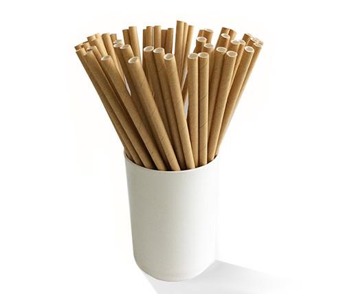 Organic Straws