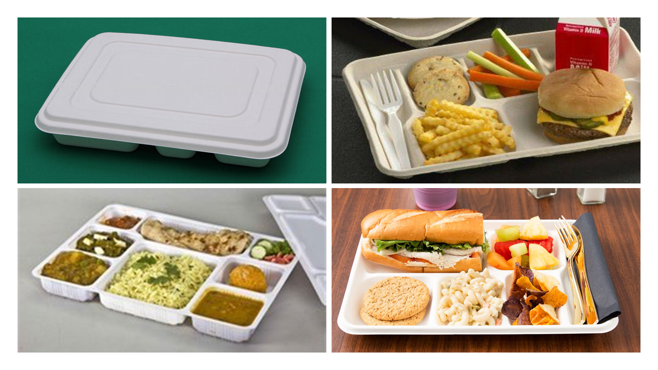 Sugarcane Bagasse Table Ware Products