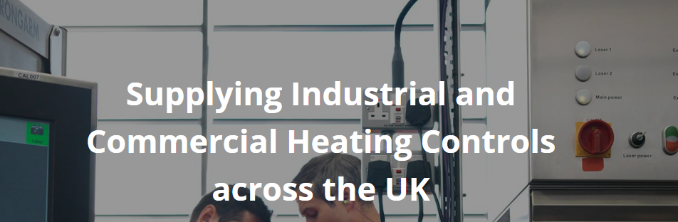 Supplying Industrial and Commercial Heating Controls
