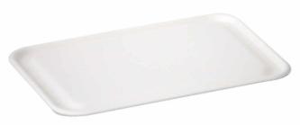 Sustain Bagasse Lid – White – 16oz – 21oz (500ml – 650ml)