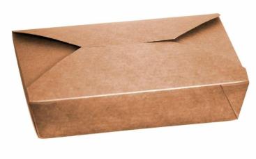 Sustain Bio-Box Brown 2 – 51oz / 1449ml