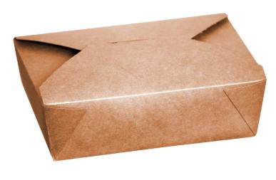 Sustain Bio-Box Brown 8 – 46oz / 1307ml