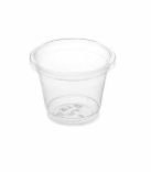 Sustain Bio-Plastic Condiment Cup – 1oz / 30ml- 1000 units