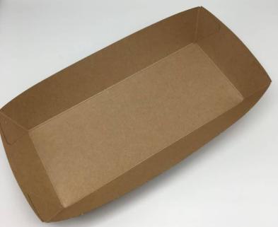 Sustain Bio Tray – Rectangular – 119 x 244 x 45mm / 46oz