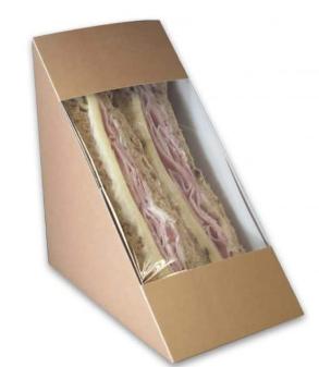 Sustain Deepfill Sandwich Wedge