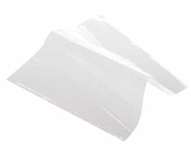 Sustain Film Bag – Transparent / White – 180 x 200mm