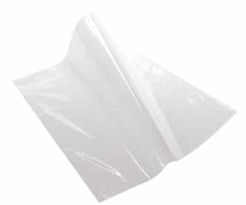 Sustain Film Bag – Transparent / White – 200 x 200mm