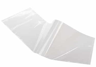 Sustain Film Baguette Bag – Transparent / White – 125 x 360mm