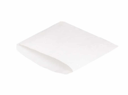 Sustain Flat Bag – White / Strung – 250 x 250mm