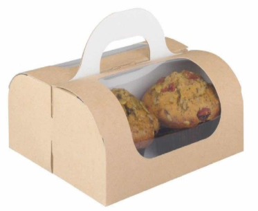 Sustain – Kraft Carry Out Cake Box