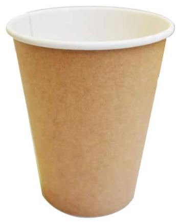 Sustain Kraft Single Wall Bio Hot Cup – Plain – 8oz/240ml