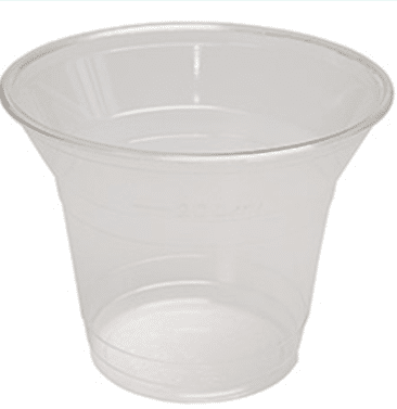 Sustain PLA Cold Cup – Plain – 10oz/300ml