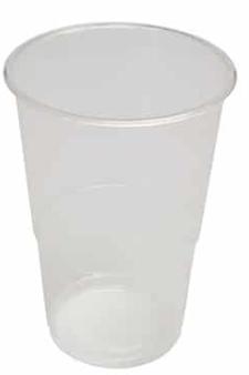 Sustain PLA Cold Cup – Plain – 9oz/280ml