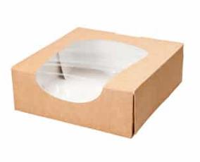 Sustain Pop Up Box – Small – (120 x 120 x 43mm)