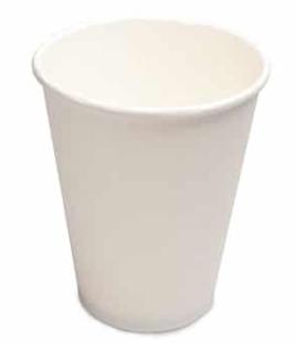 Sustain Single Walled Bio Hot Cup – Plain – 10oz/300ml