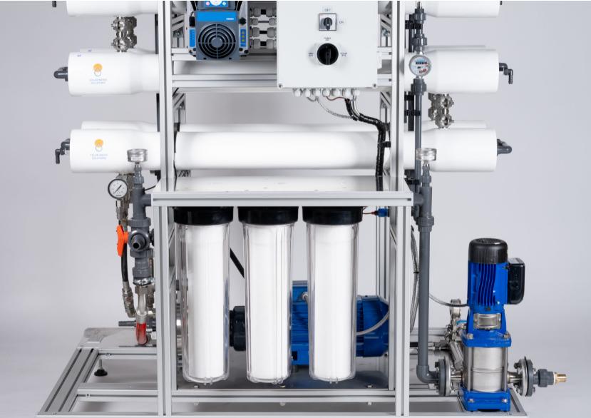 Sustainable Water Desalination