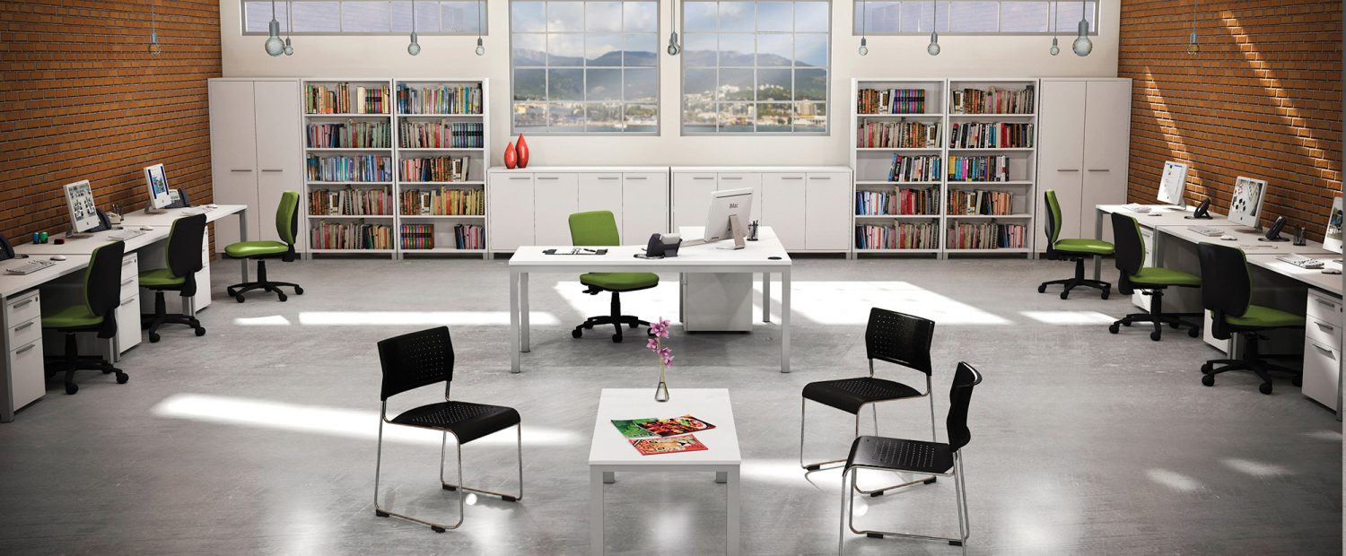 SYMMETRY 50 FURNITURE RANGE