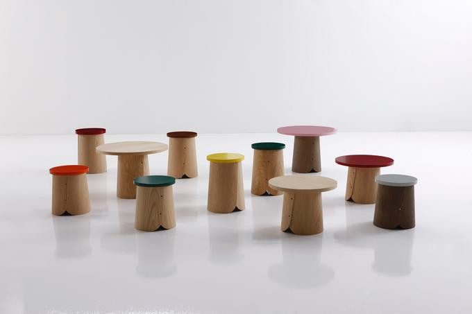 TAB OCCASIONAL TABLE / STOOL