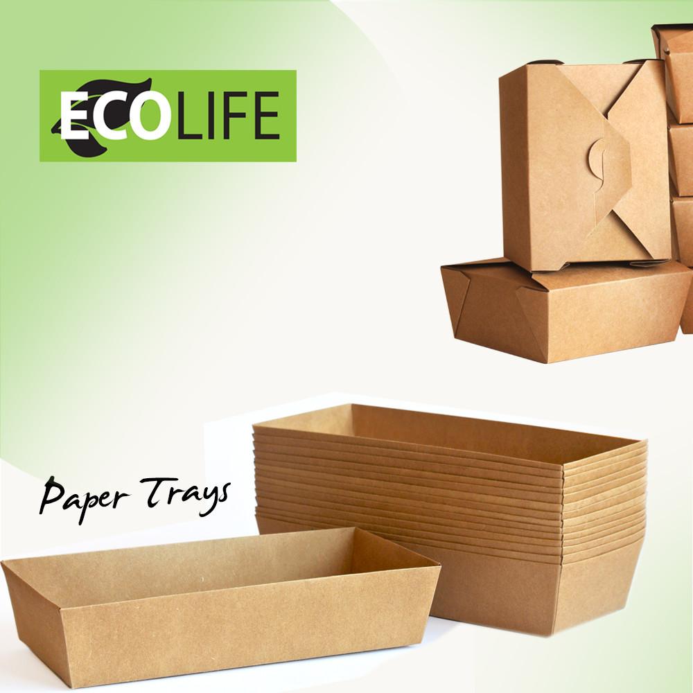 Take away food packaging