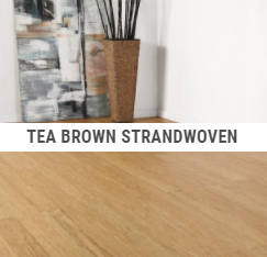 Tea Brown Strandwoven