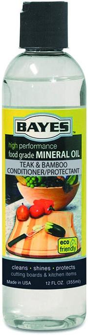 Teak & Bamboo Protectant Mineral Oil