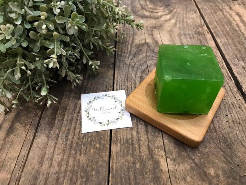 Tee Tree, Lime & Mint Solid Shampoo Bar
