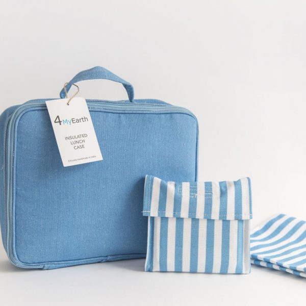 The Case – Insulated Lunch Bag