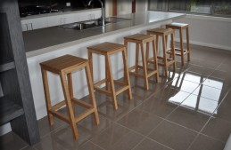 The 'Off Centre' Timber Bar