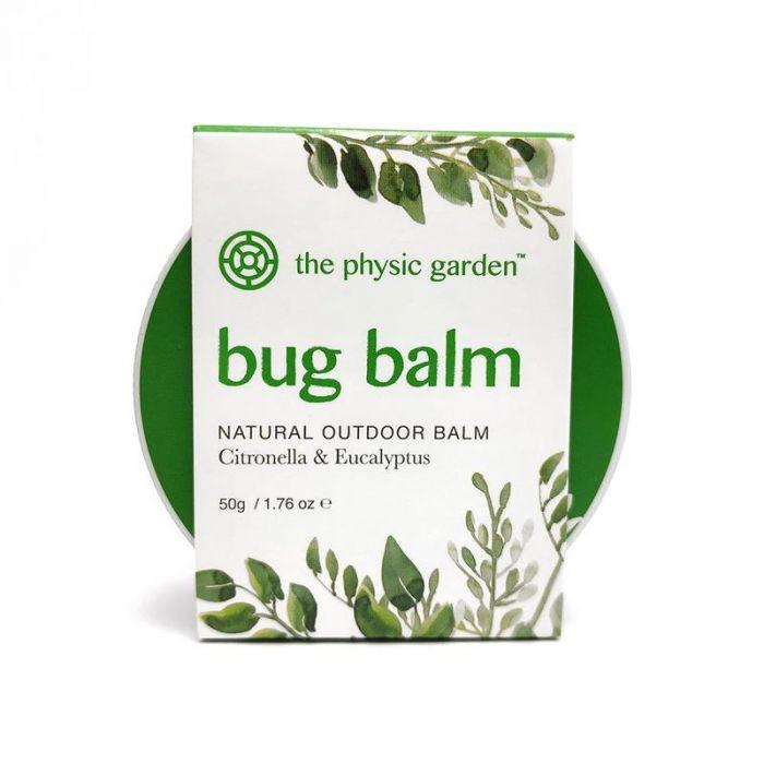 The Physic Garden Bug Balm