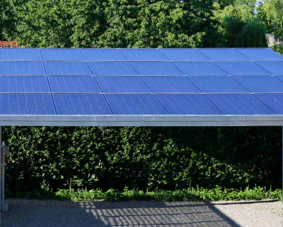 The Solar Car Port Solution