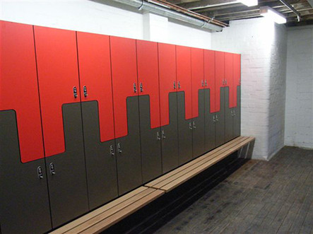 Timber Lockers